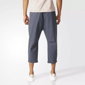 dbff6b3fe4845d adidas Pants - Adidas Men s Regista Freizeit Cropped Pant Small